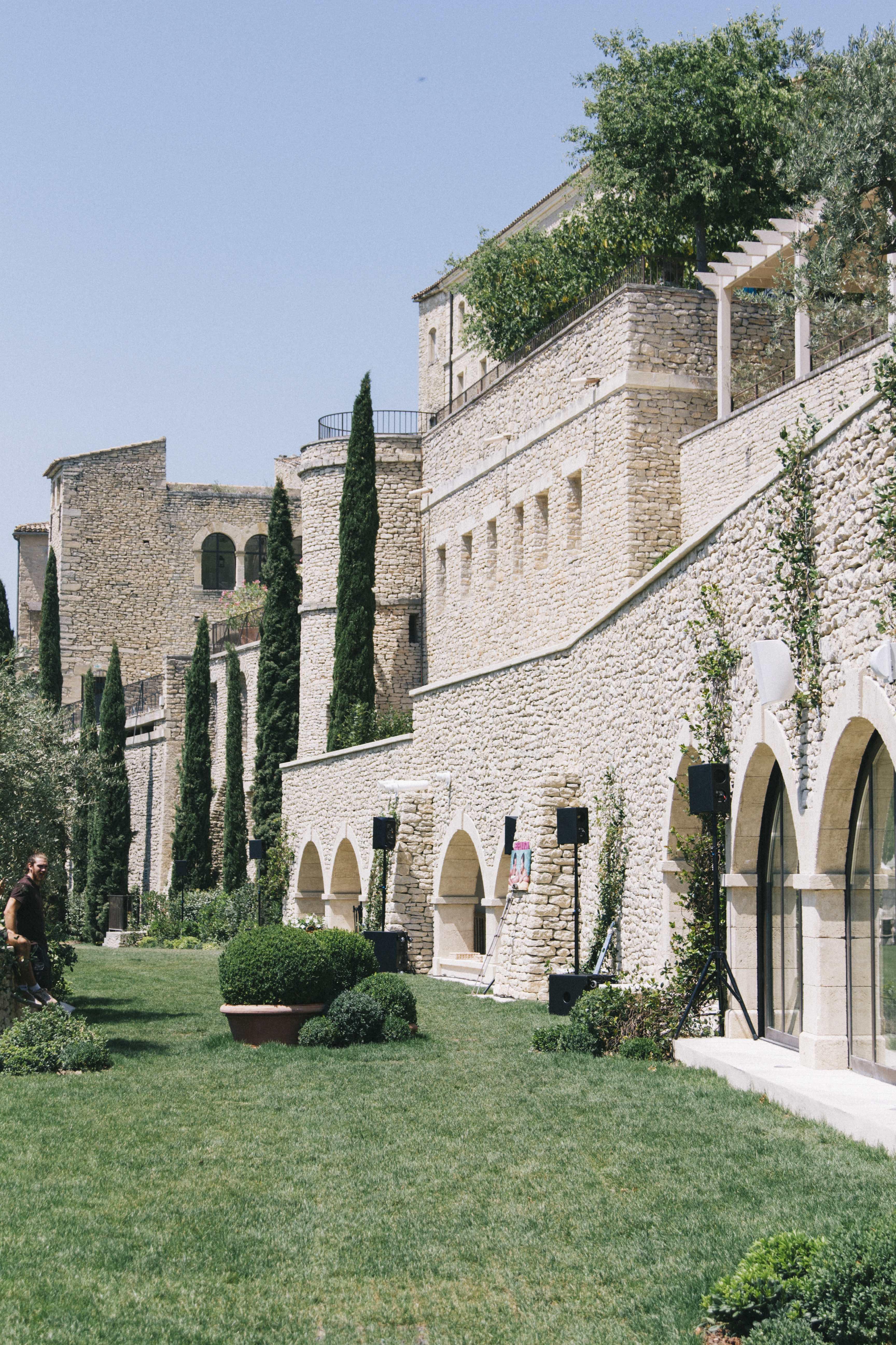 jardins bastide de gordes - Bastide Aix En Provence Mariage