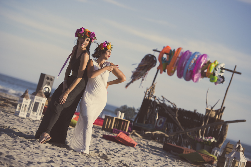 mariage plage corse