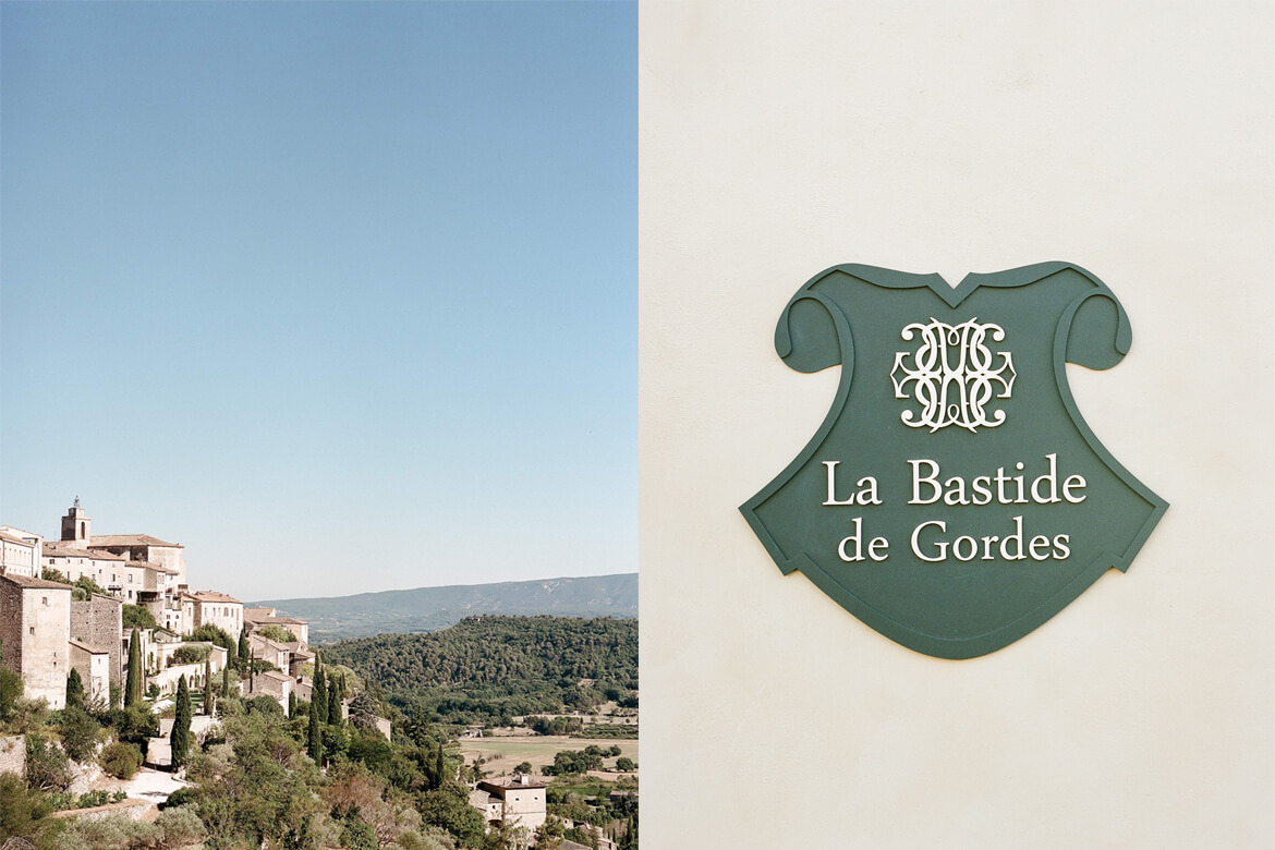 wedding planner Gordes